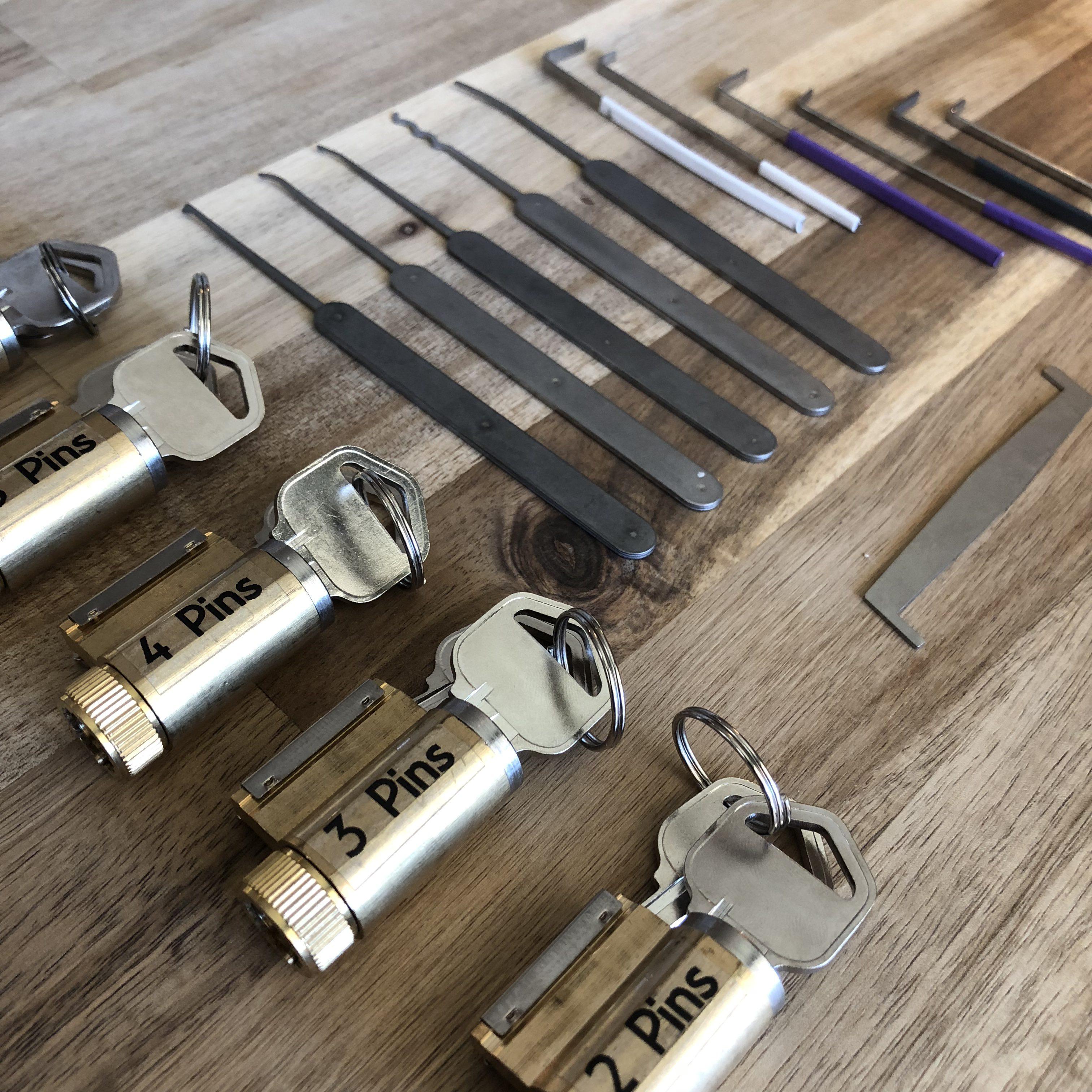 Lockpick Training Kit - Lockpick Extreme
